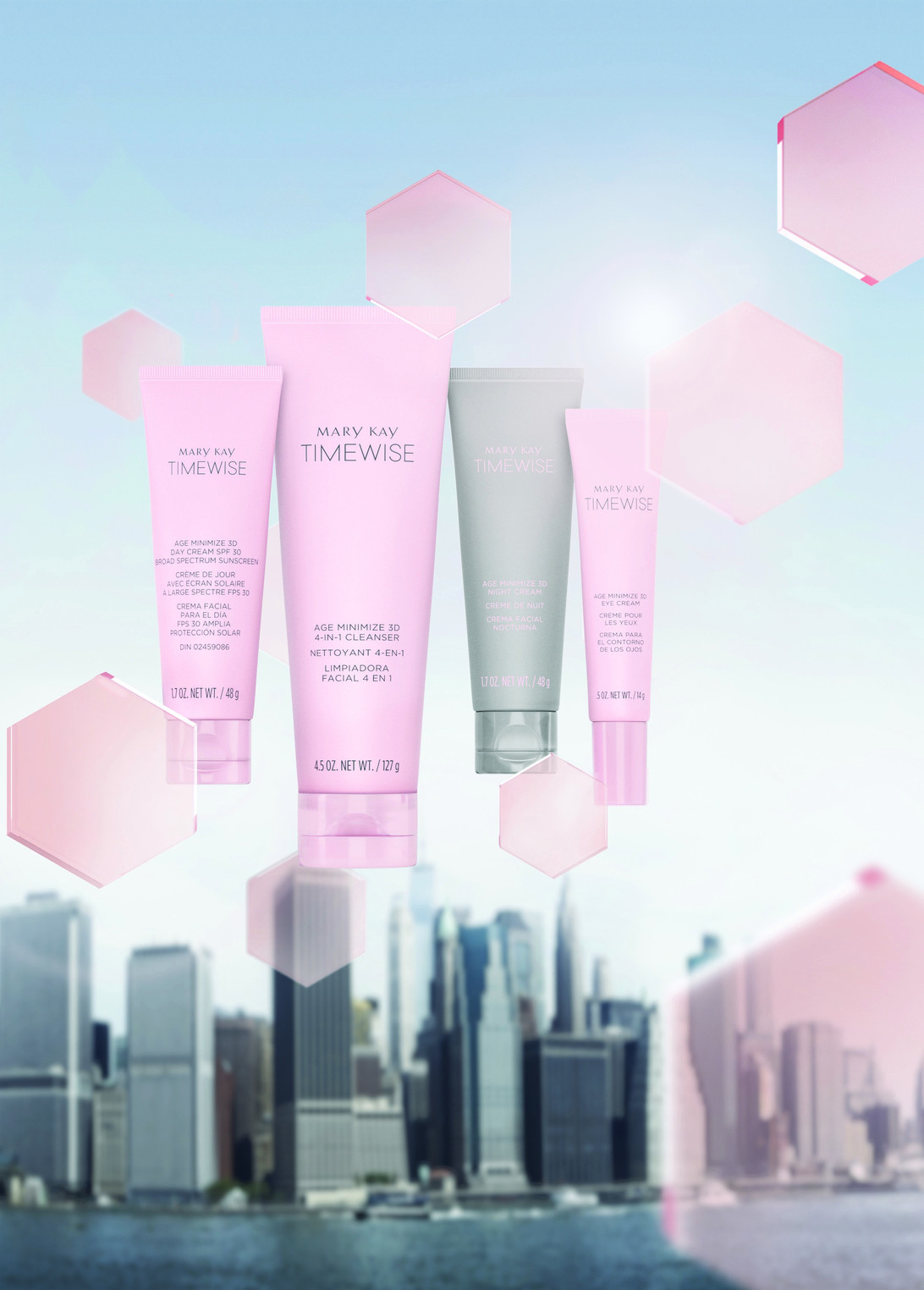 Mary Kay «Волшебный набор» TIMEWISE® 3D™