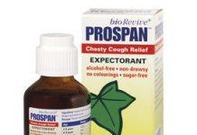 Prospan сироп от кашля