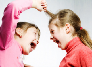Агрессивное поведение у детей