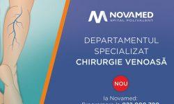 Novamed: Departamentul Specializat Chirurgie Venoasă