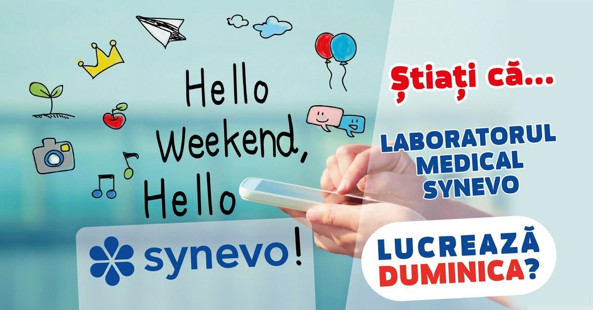 Synevo новый график работы
