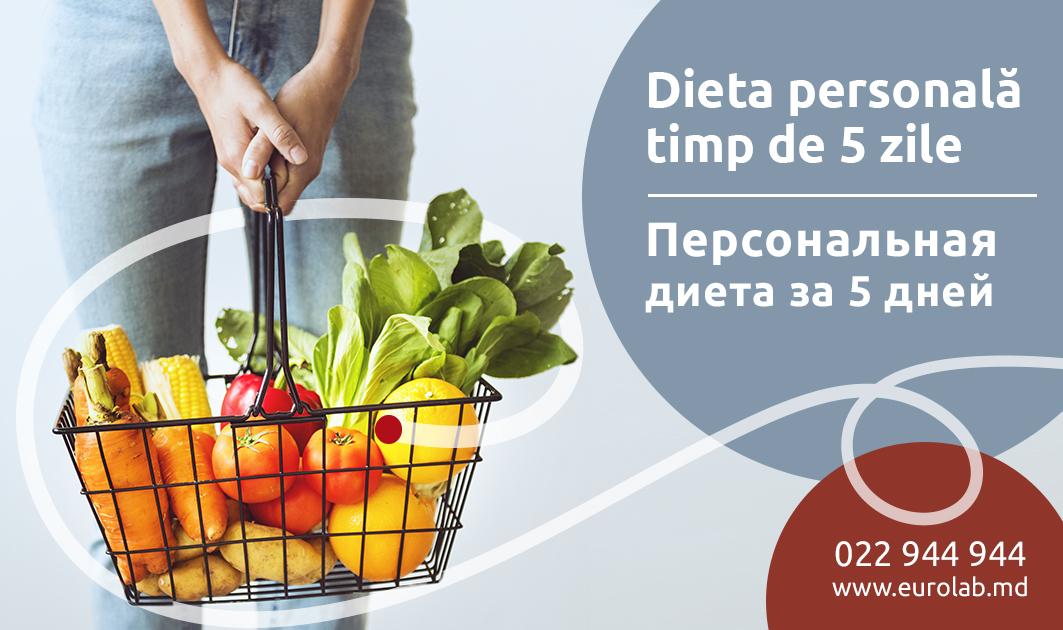 Eurolab: диета на 5 дней