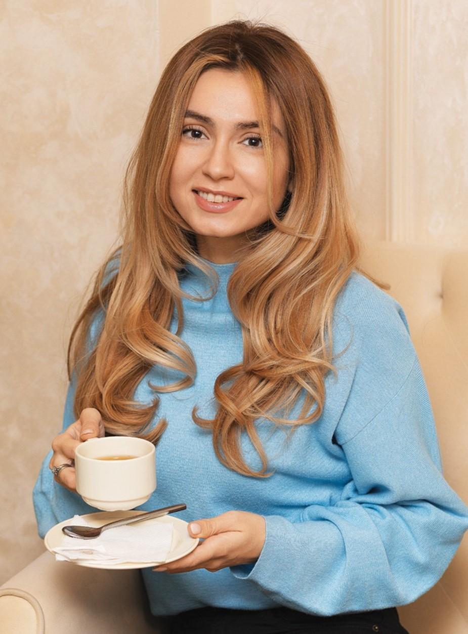 Анна-Ирина, блогер
