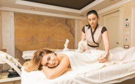 Nobil Spa: гречишный массаж