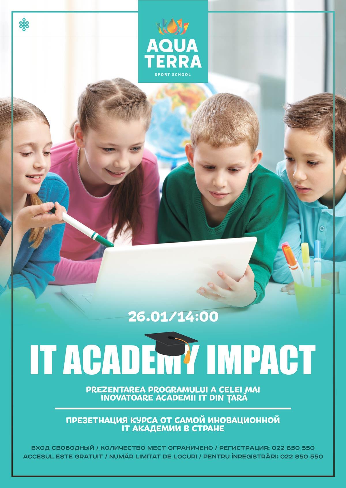 Aquaterra Sport School и Impact Academies&Camps
