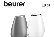 Увлажнитель воздуха Beurer LB37