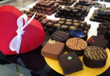 Шоколад в La Nobilta del Gusto
