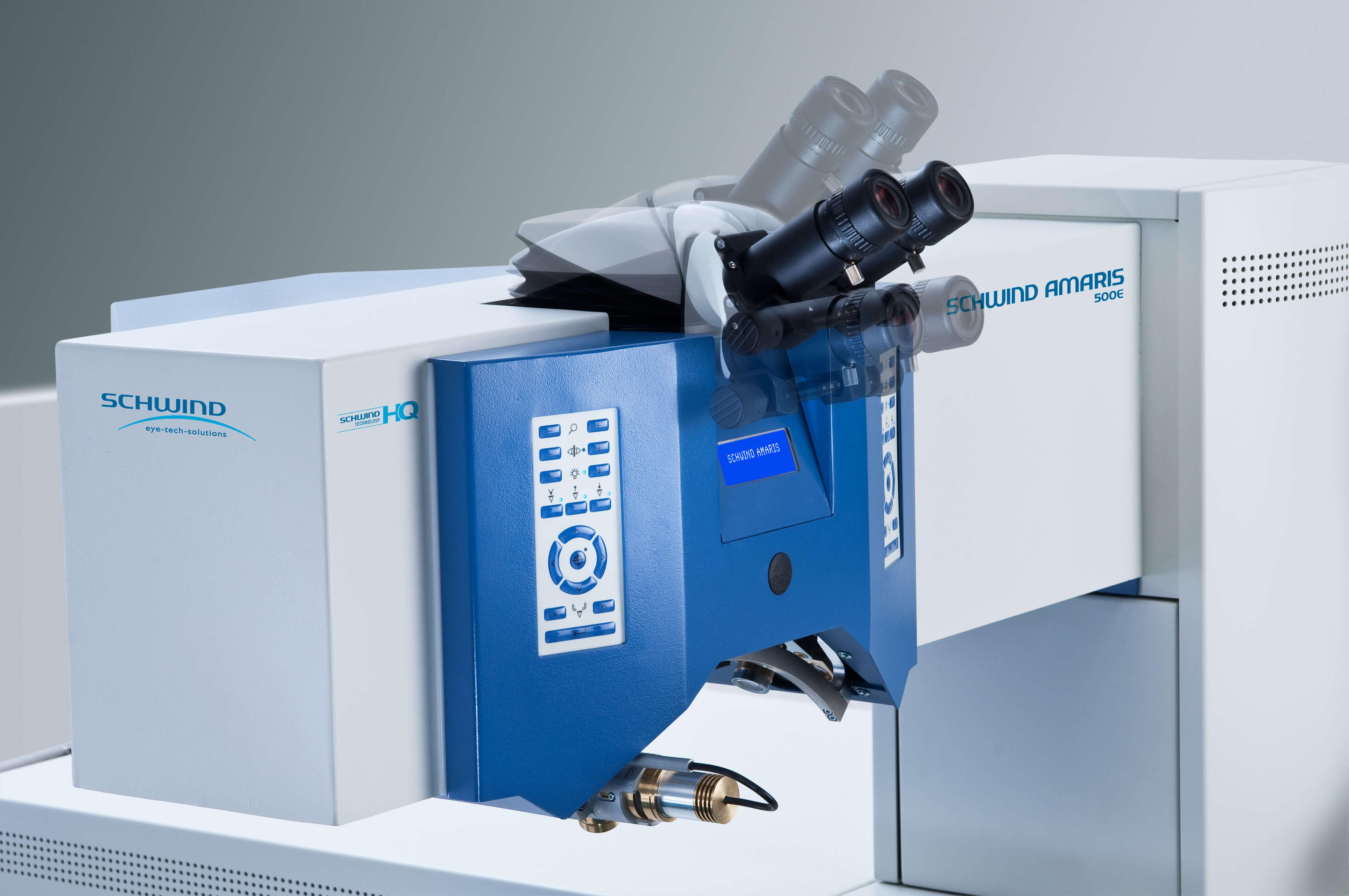 Бесконтактная лазерная коррекция зрения в MCI