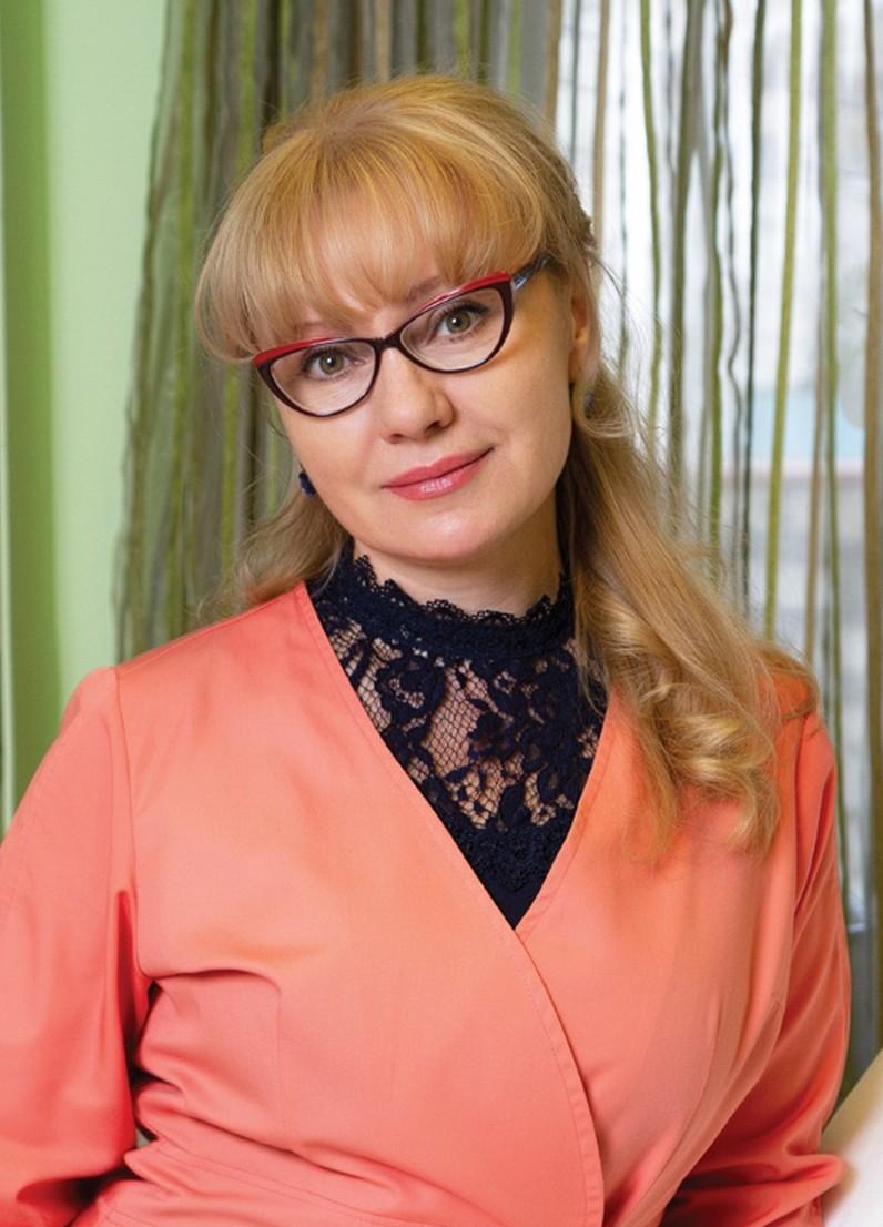 Nina Volcova косметолог Couture