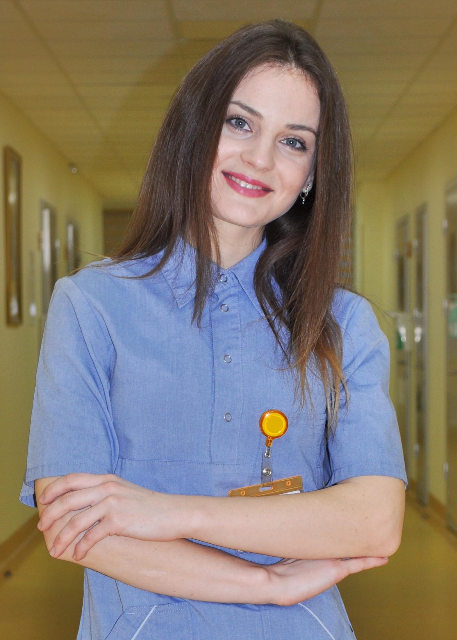 Ирина Давид, массажист