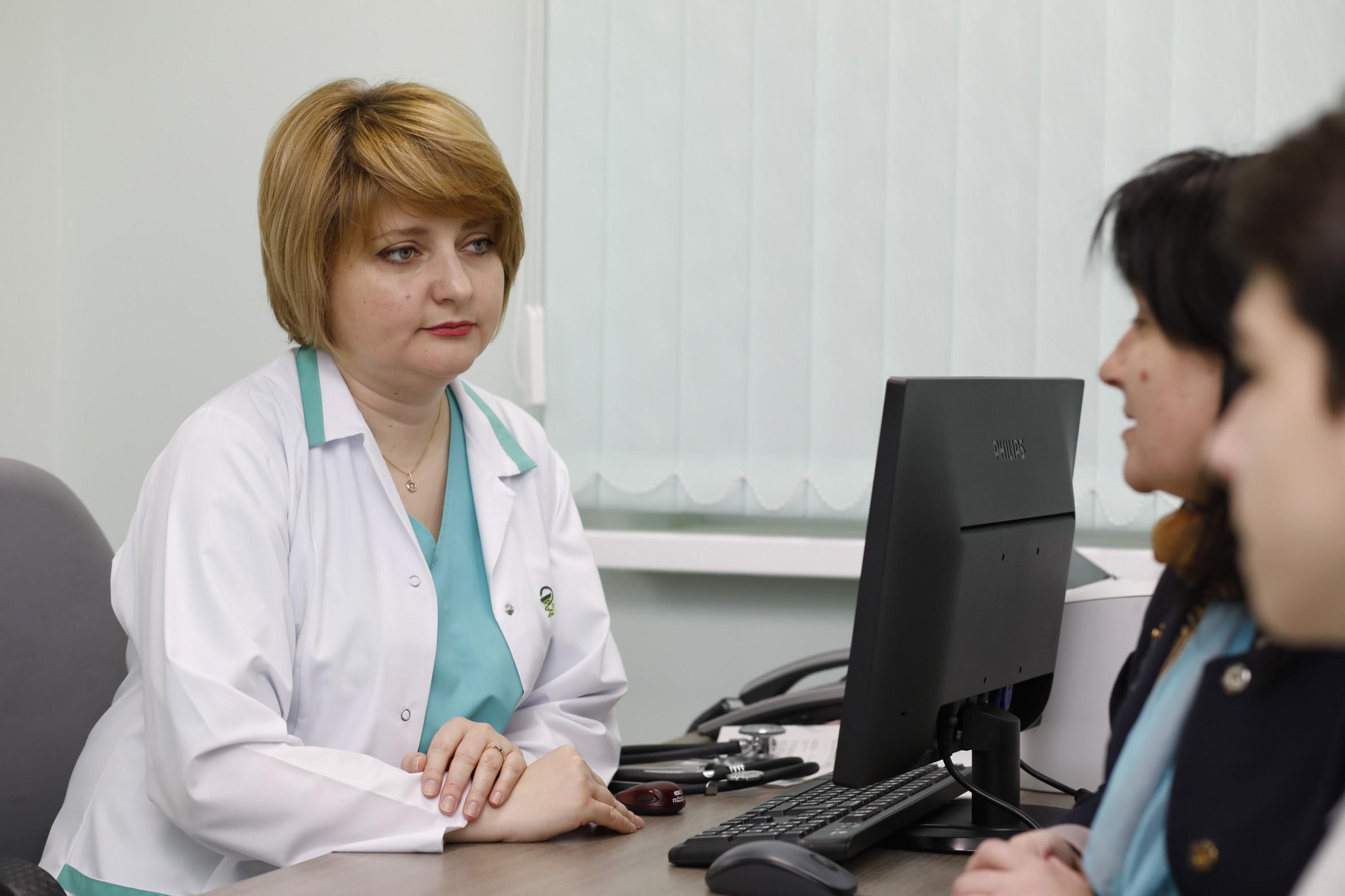 Ольга Крыстя, детский аллерголог Terramed