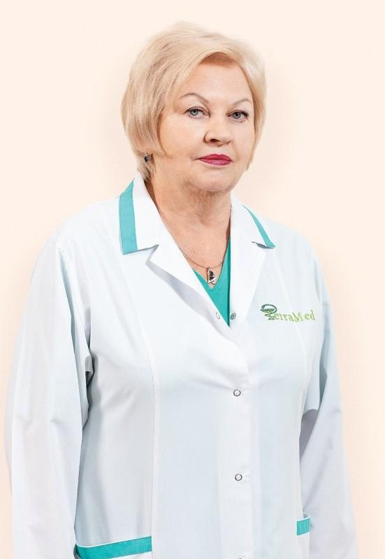 Людмила Шведова