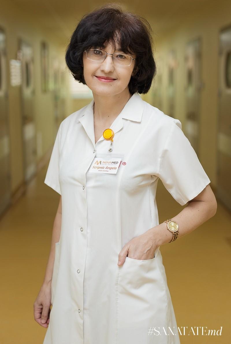 Анжела скрипник, врач-кардиолог