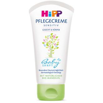 HiPP Первый детский крем BabySanft