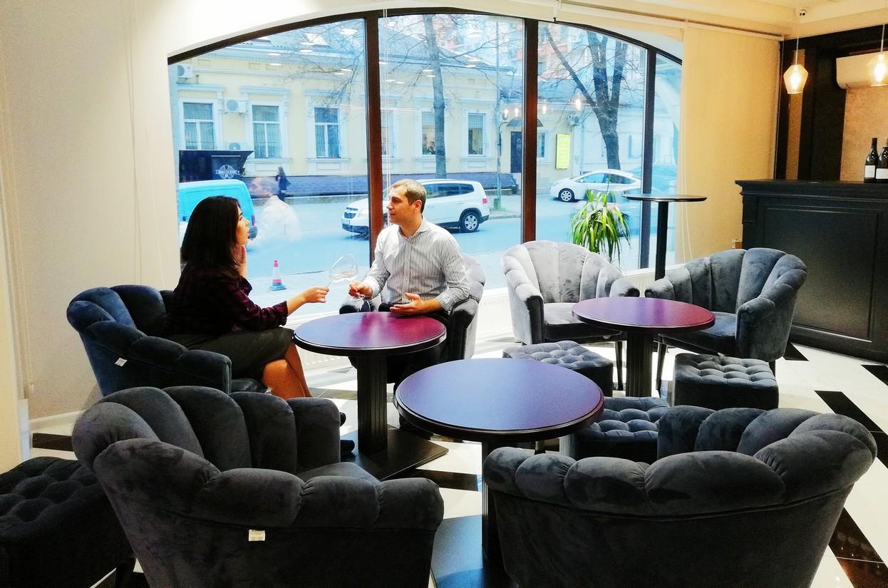 Гастрономическое кафе CaféCorner