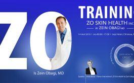 zo skin health лекция доктора Обаджи в Кишиневе