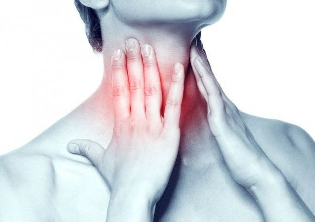 alfa diagnostica причины боли в горле