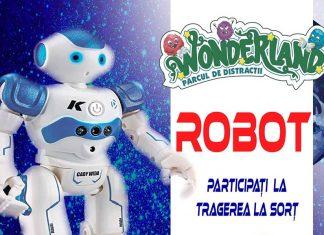 atrium wonderland розыгрыш робота