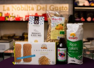 la nobilta del gusto продукты без сахара и глютена