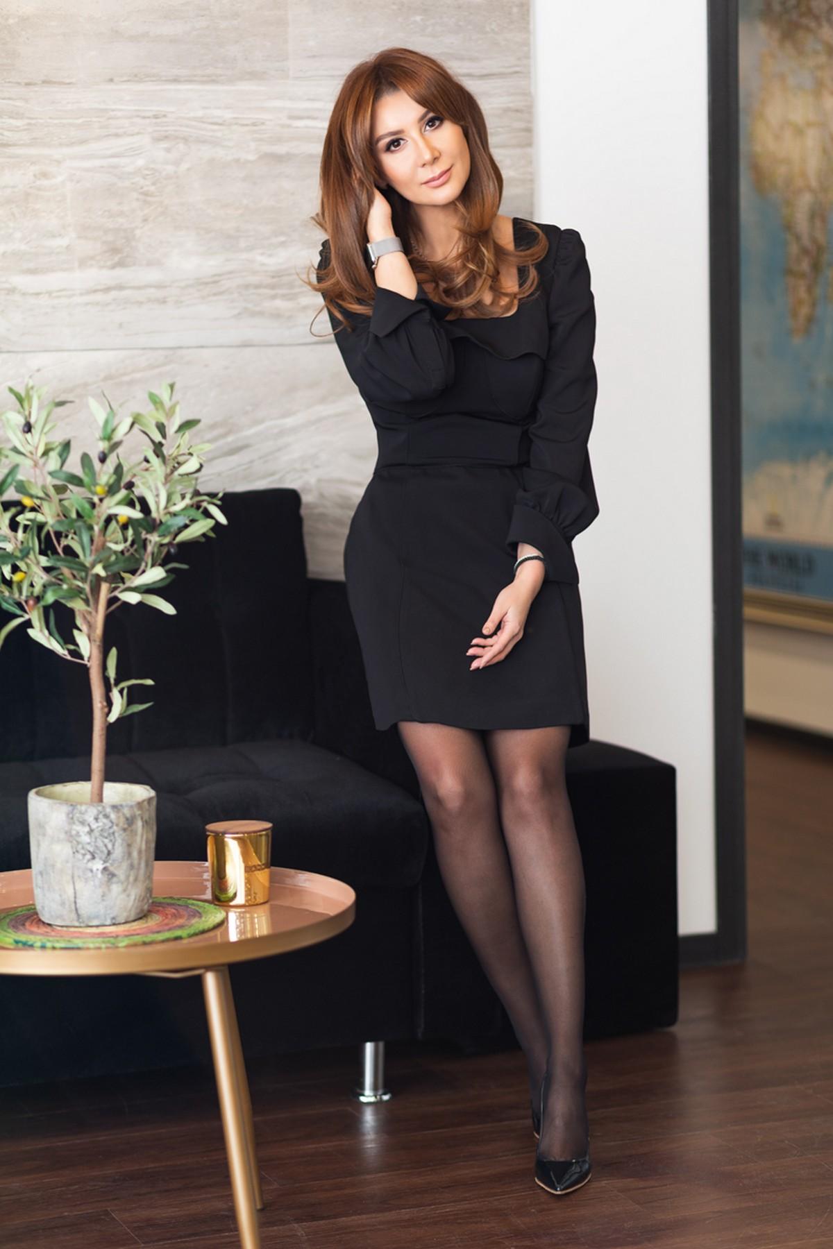 Женщина, которая сделала себя сама: Марина Козаева