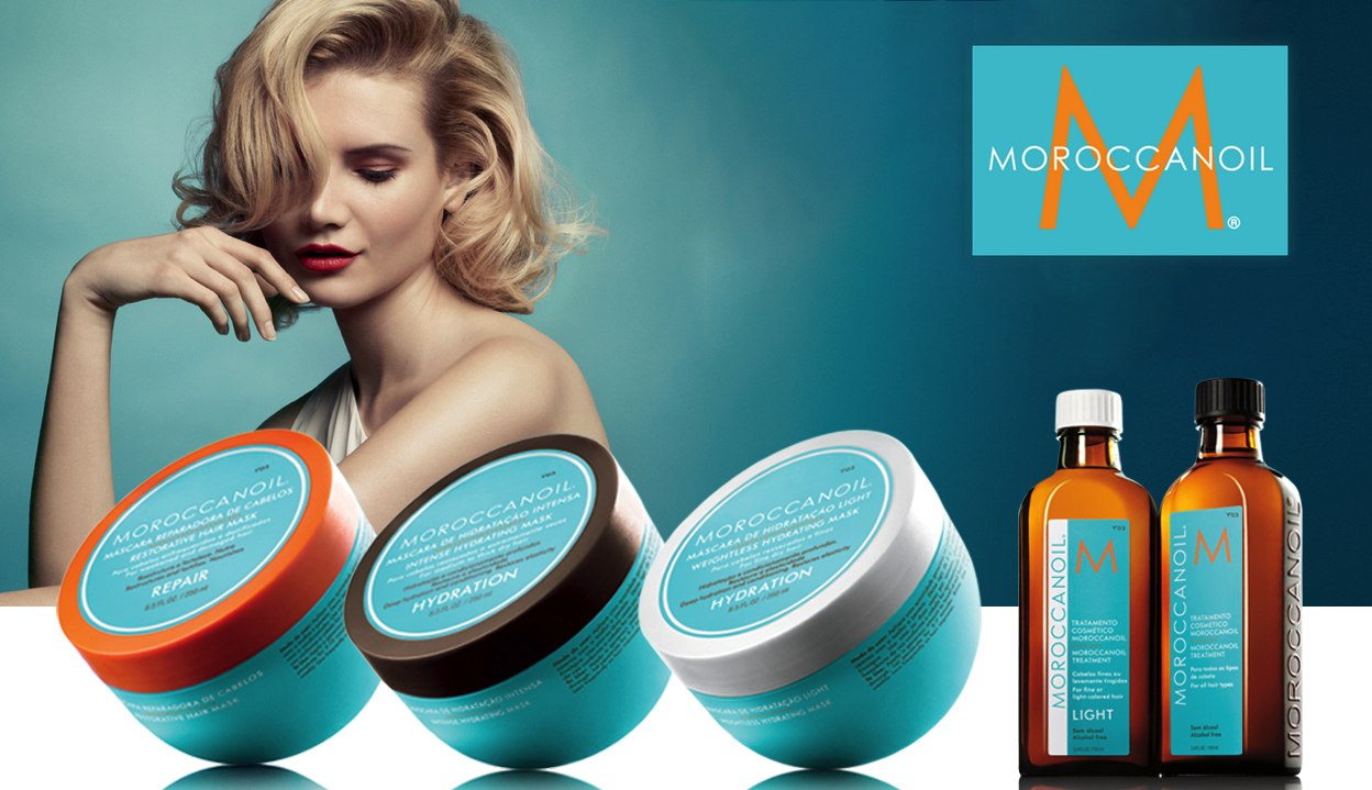 hair shop Moroccanoil