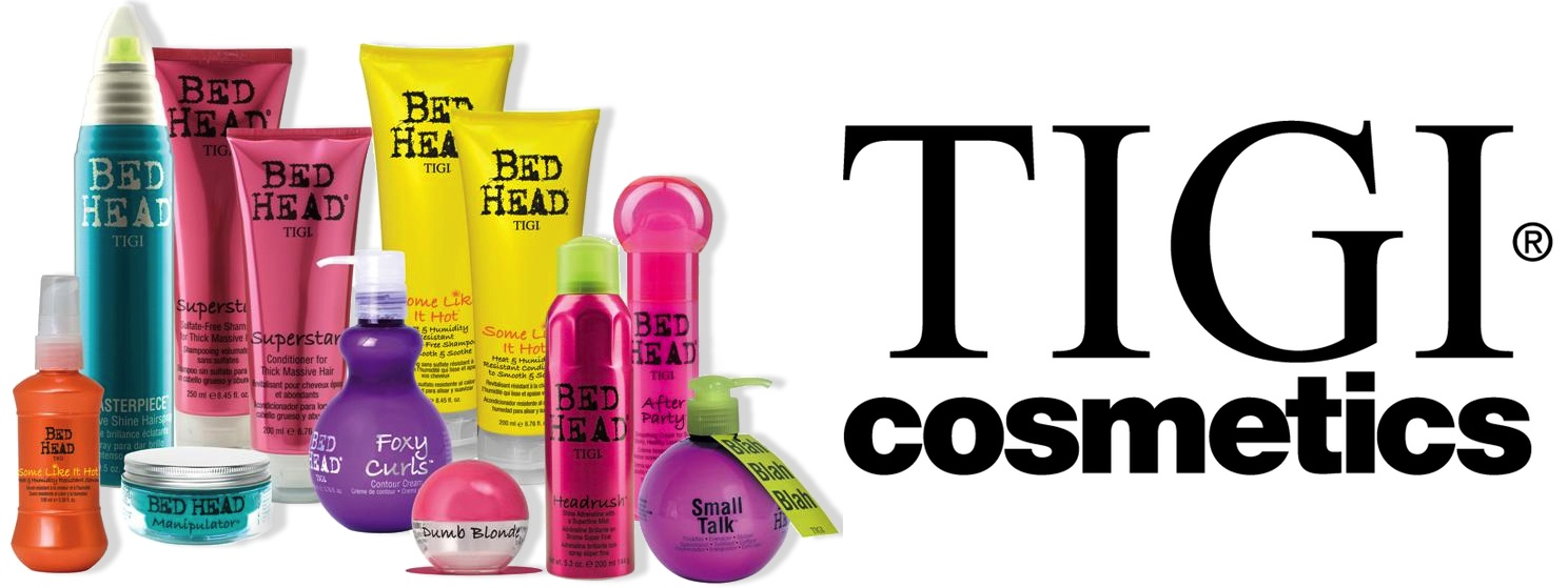 hair shop TIGI – BedHead & Catwalk