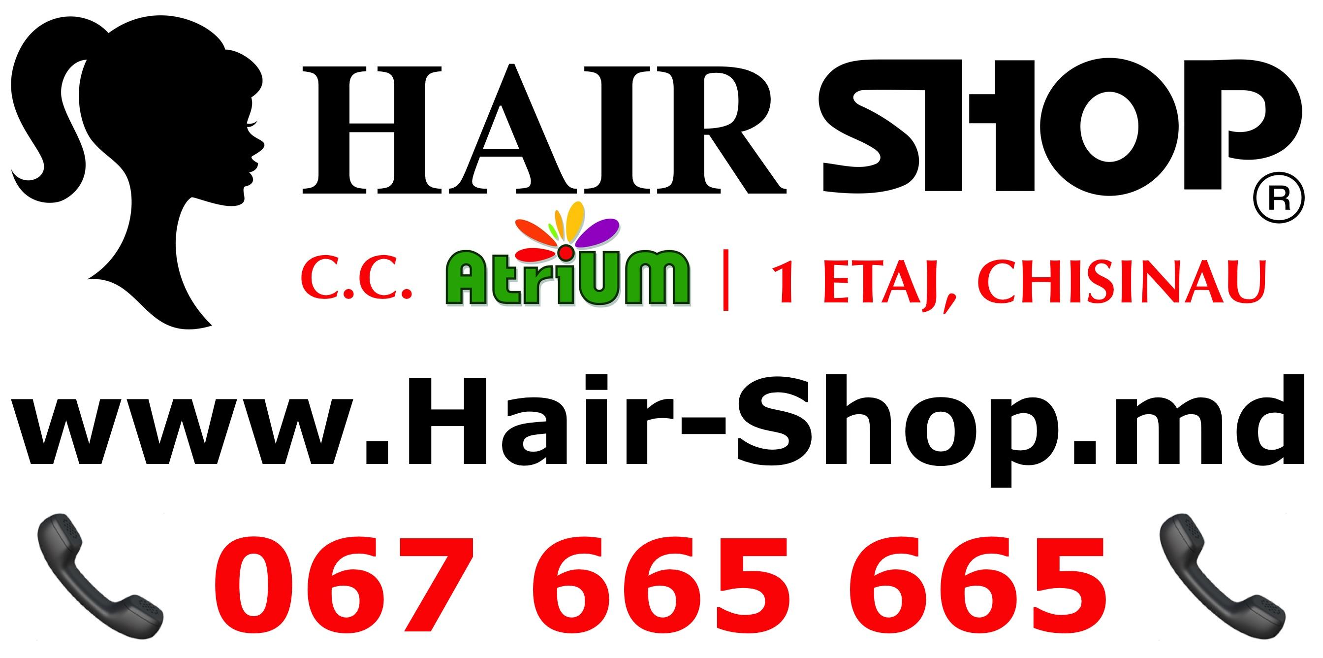 hair shop контакты