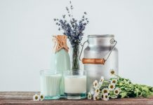 Журнал Sanatate: Молоко: растительное или коровье