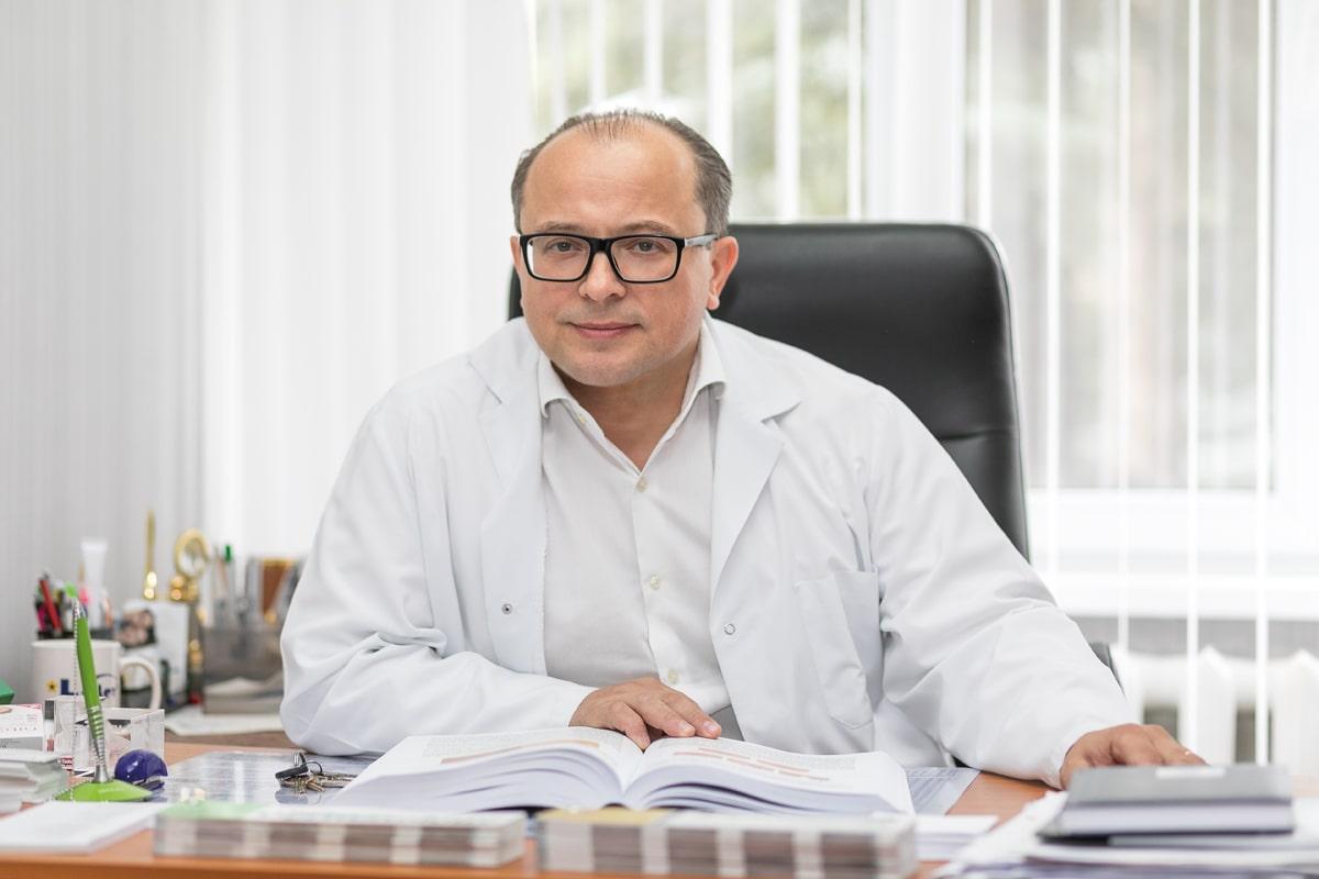 Мирча Бециу Интервью Журналу Sanatate