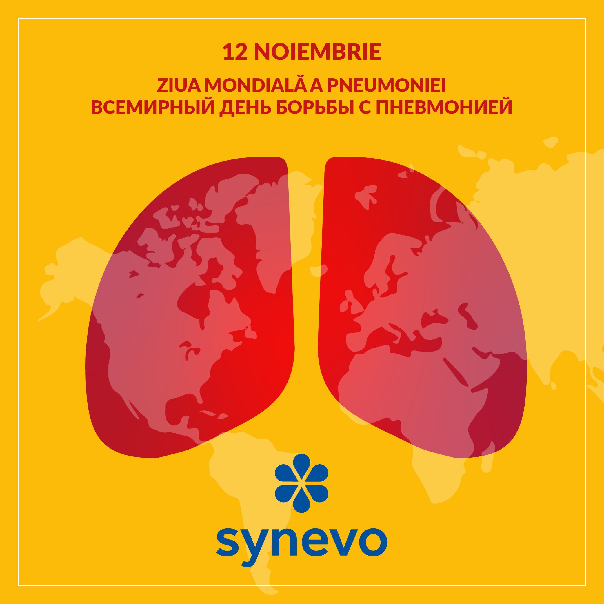 Synevo определение возбудителя пневмонии