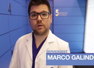 ДокторМарко Галиндо, врач клиникиServiDigest
