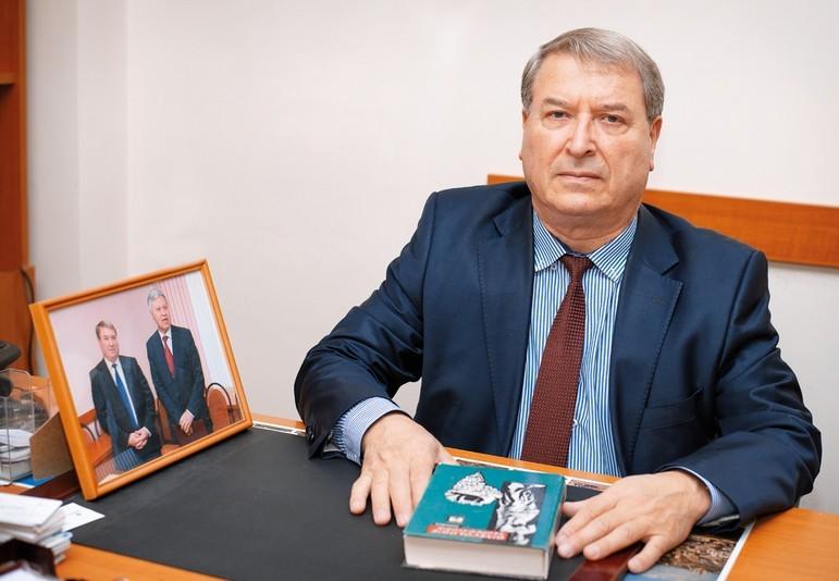 Валентин Фрипту: Интервью журналу Sanatate