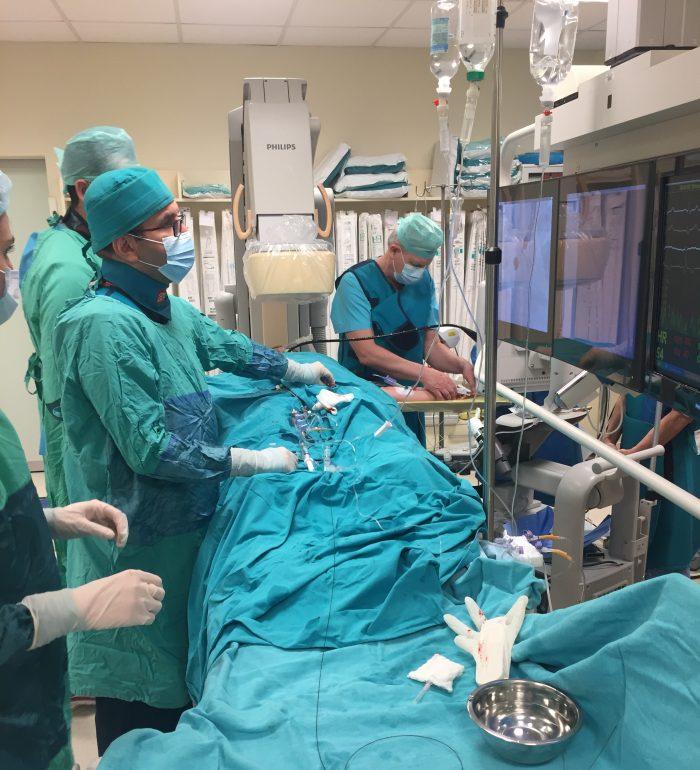 Medpark лечение аневризмы без разрезов