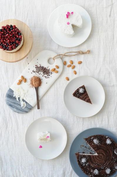 biorganic постные торты