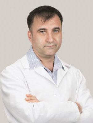 Владислав Гогу, дерматолог