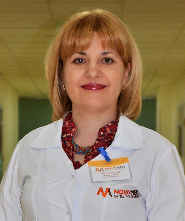 Анжела Быртэ эндокринолог