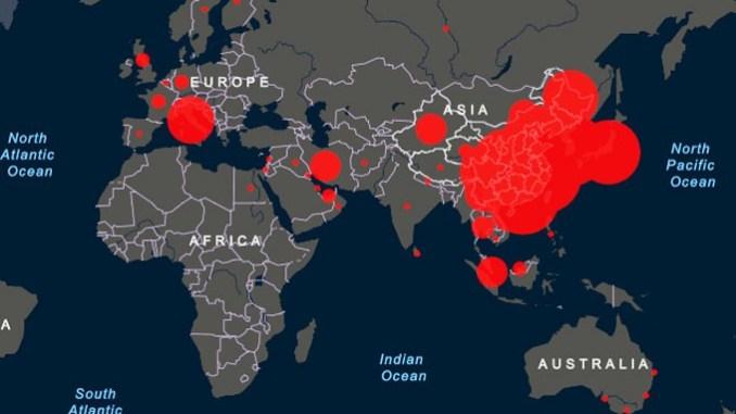 коронавирус - пандемия