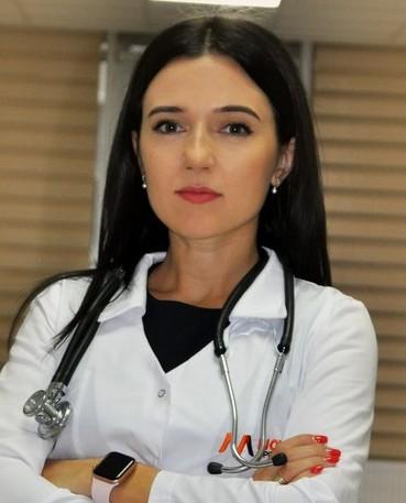Наталья Ешану