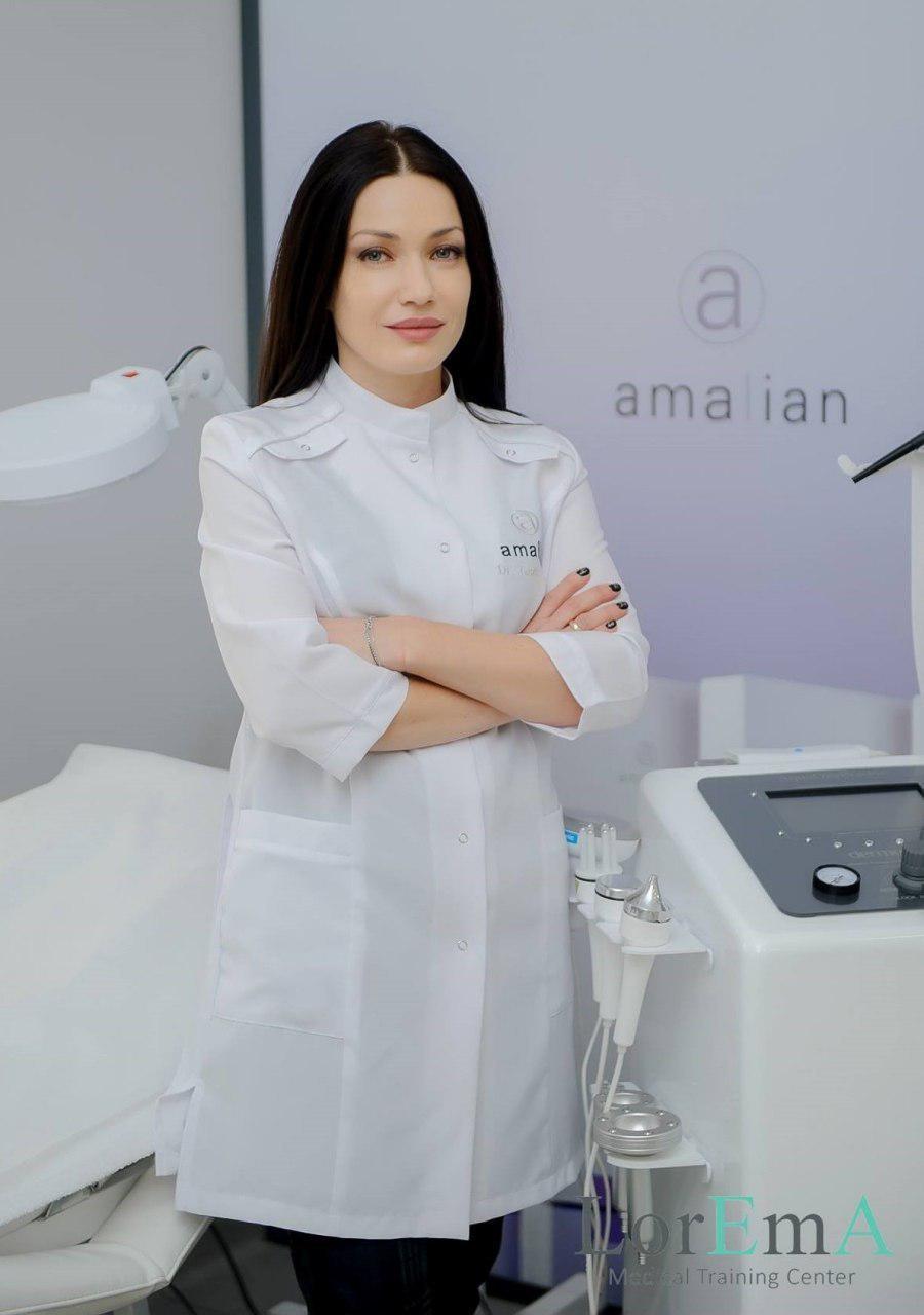 дерматолог Наталья Грати